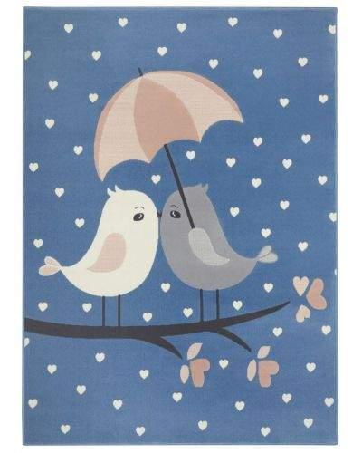 Hanse Home AKCE: 120x170 cm Dětský koberec Adventures 104543 Sky-blue 120x170