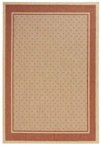 Hanse Home AKCE: 120x170 cm Kusový koberec Natural 102711 Classy Terracotta 120x170