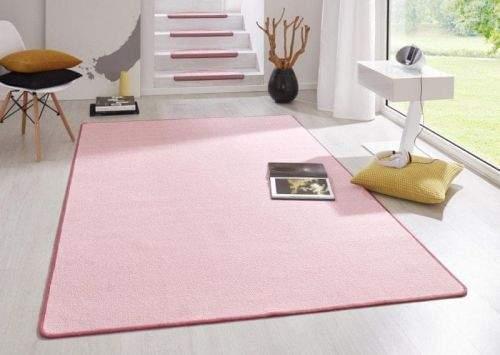 Hanse Home AKCE: 200x280 cm Kusový koberec Fancy 103010 Rosa - růžový 200x280