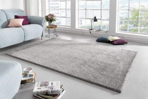 Mint Rugs AKCE: 200x290 cm Kusový koberec Glam 103014 Silver 200x290