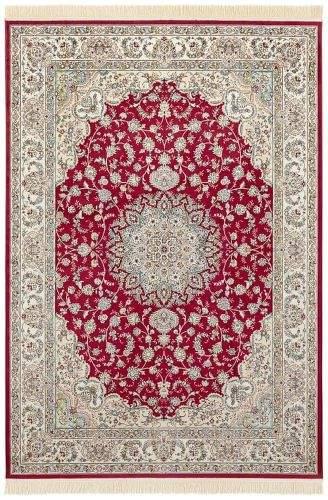NOURISTAN AKCE: 95x140 cm Kusový koberec Naveh 104377 Red/Green 95x140