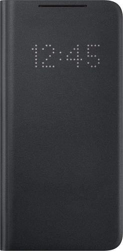 Samsung Flipové pouzdro LED View pro S21+ Black