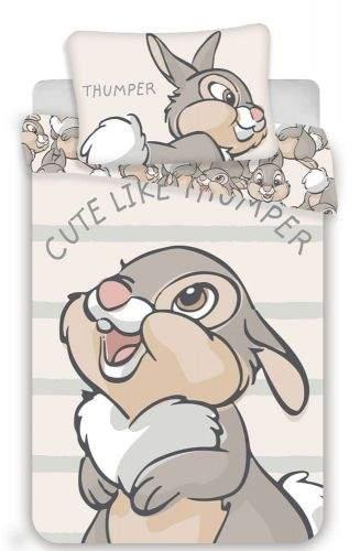 Jerry Fabrics Disney povlečení do postýlky Dupík baby 100x135, 40x60 cm