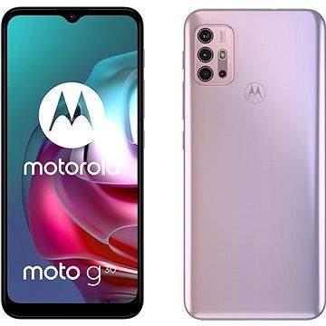 Motorola Moto G30 gradientní fialová
