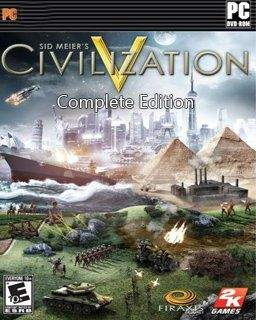 ESD GAMES ESD Civilization V Complete Edition