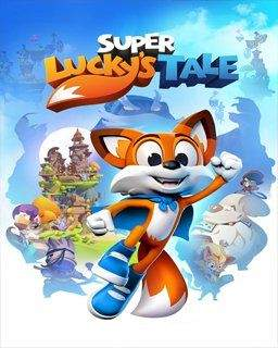 ESD GAMES ESD Super Luckys Tale