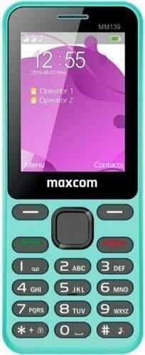 Maxcom MM 139 modrý