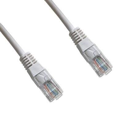 DATACOM Patch cord UTP CAT5E 7m bílý
