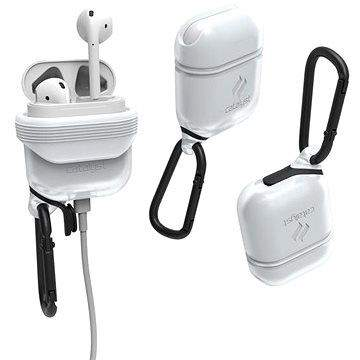 Catalyst Waterproof Case Frost White AirPods (CATAPDWHT)