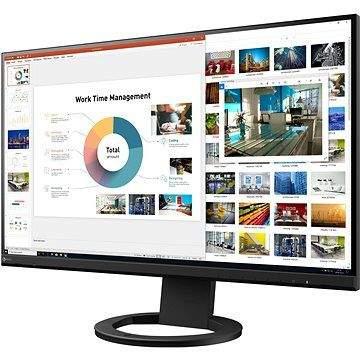 "LCD monitor 27"" EIZO FlexScan EV2760-BK"