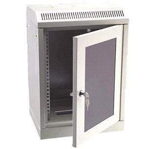 "Datacom 10"" 6U/280 mm (sklo) šedý"