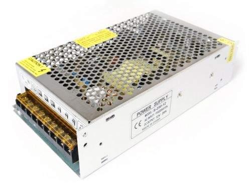 MILIO Napájecí zdroj modulový - IP20 - 250W