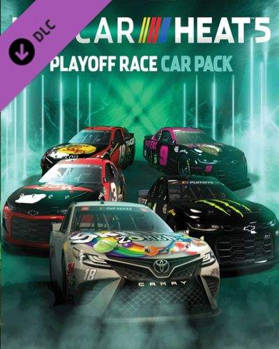 ESD GAMES ESD Nascar Heat 5 Playoff Pack