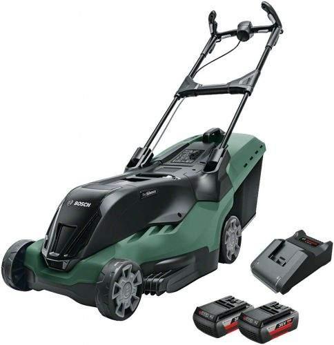 BOSCH AdvancedRotak 36-660 2x2Ah Akumulátorová sekačka na trávu