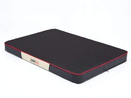 HobbyDog Matrace pro psa Premium Cordura - černá Velikost: M - 80 x 54 x 8 cm