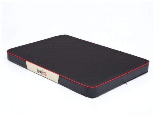 HobbyDog Ortopedická matrace pro psa Premium - černá Velikost: L - 100 x 67 x 8 cm