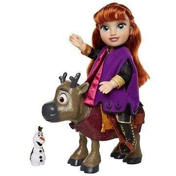 BLACKFIRE Frozen 2: sada panenka Anna a kamarádi