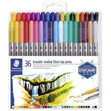 Staedtler fixy Design Journey 36 barev