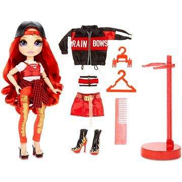 MGA Rainbow High Fashion panenka - Ruby Anderson
