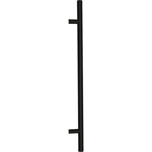 MARCHESI Dveřní madlo, M6, černá