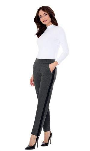 Wadima Dámské kalhoty 10129 32 šedá M-4