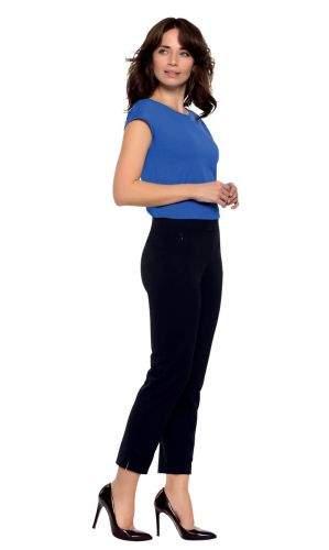Wadima Dámské kalhoty se 7/8 nohavicemi 10124 29 černá XL-6