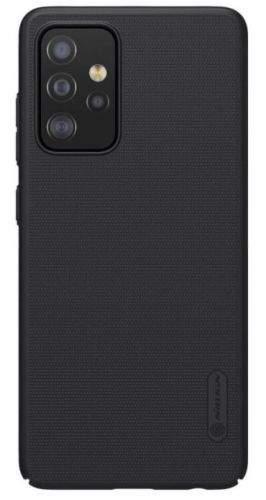 NONAME Nillkin Super Frosted Zadní Kryt pro Samsung Galaxy A52 Black