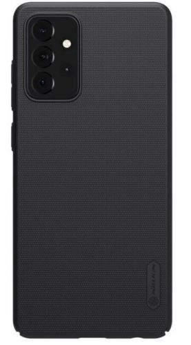 NONAME Nillkin Super Frosted Zadní Kryt pro Samsung Galaxy A72 Black