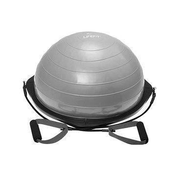 Lifefit Balance ball 58cm,Balanční podložka stříbrná
