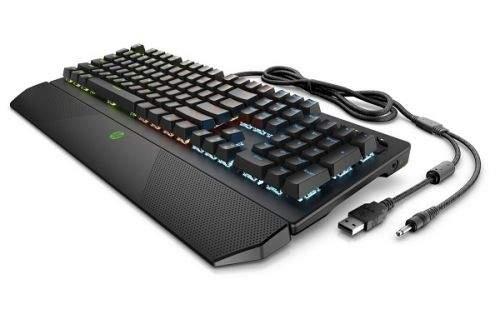 HP Pavilion Gaming 800 - klávesnice
