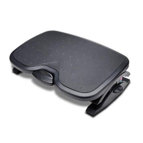 Kensington SoleMate Plus Footrest black