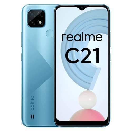 Realme C21 Dual SIM 3GB/32GB Cross Blue