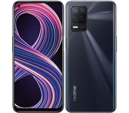 Realme 8 5G, 6GB/128GB Supersonic Black