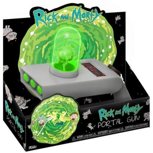 Funko POP! Rick and Morty Portal Gun (zvuk + světlo)