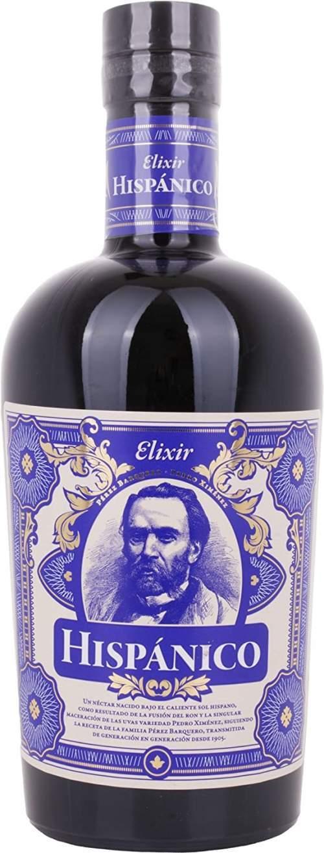 Hispánico Elixir 34% 0,7l