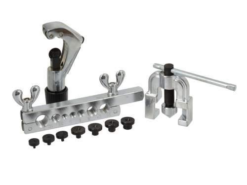 GEKO Pertlovací sada pro úpravu brzdových trubek 5 - 16 mm (7 ks)