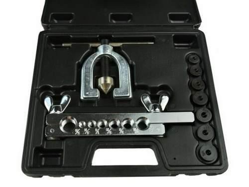 GEKO Pertlovací sada pro úpravu brzdových trubek 5-16mm