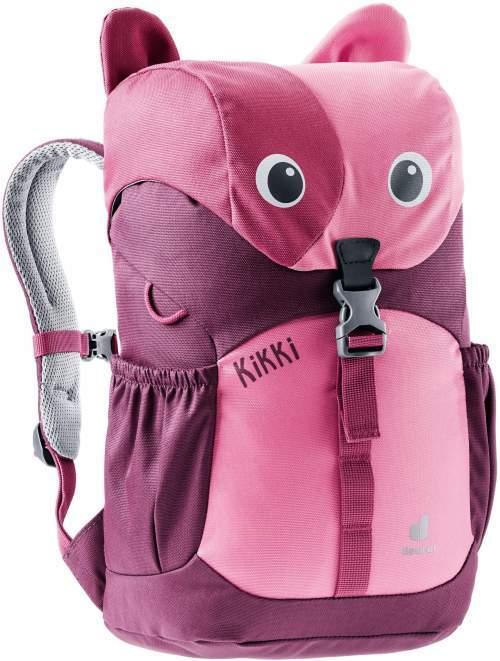 Deuter Dětský batoh Kikki Barva: růžová