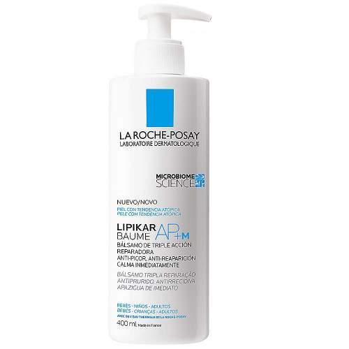 LA ROCHE-POSAY Lipikar Baume AP+M Relipidační balzám proti podráždění a svědění kůže 400 ml