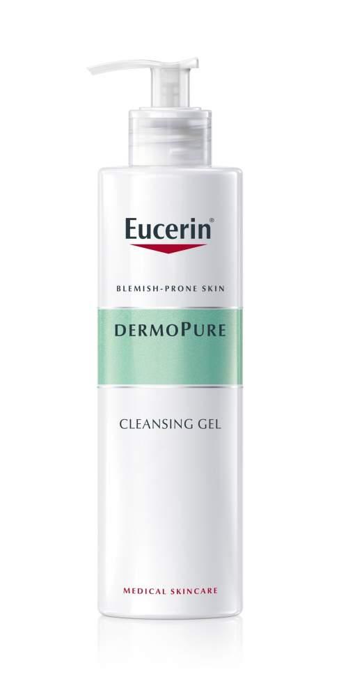 Eucerin DermoPure Cleansing Gel - Čisticí gel pro problematickou pleť  400 ml