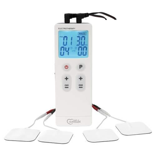 Wellife Digitální elektrostimulátor COMBO 3v1 R-C3
