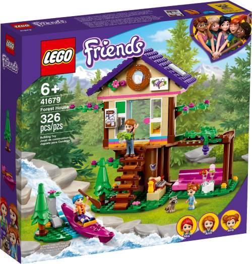 LEGO Domek v lese 41679