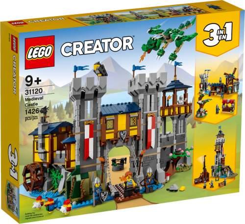 LEGO Středověký hrad 31120