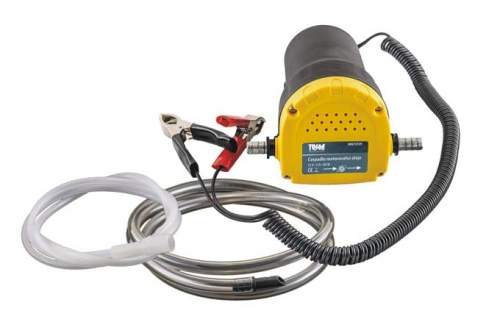 TUSON RIN72539 Čerpadlo motorového oleje 12V, 60W, kabel se svorkama, hadice