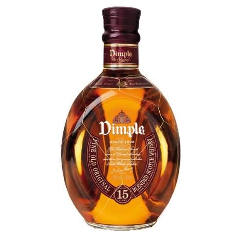 Dimple 15YO 0,7l 40%