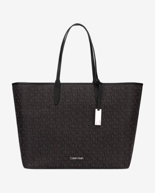 Dámská kabelka Calvin Klein Hankas - černá