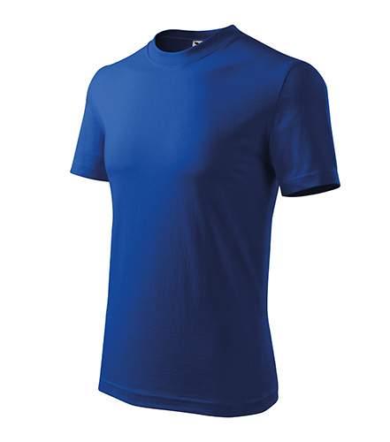MALFINI Classic tričko unisex královská modrá VELIKOST/VARIANTA: L