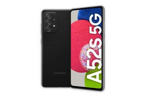Samsung Galaxy A52s (A528), 128 GB, 5G, černá