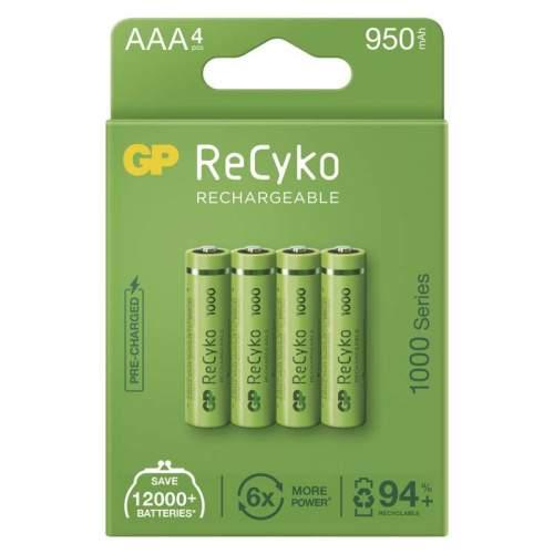 ReCyko 950 mAh AAA (HR03), 4 ks