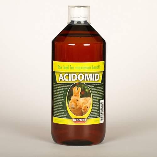 Aquamid ACIDOMID K králík 1l